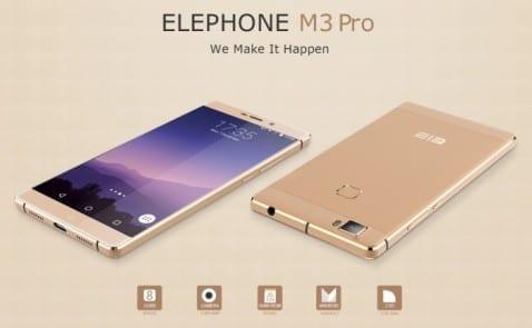 Elephone M3 Pro