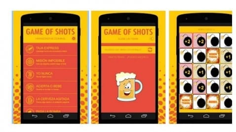 Game of Shots