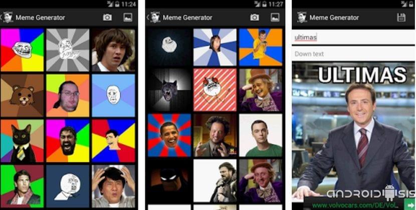 Cómo crear divertidos MEMES desde Android