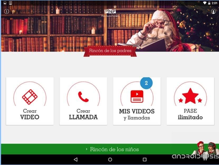 Cómo crear un vídeo mensaje personalizado de Santa Claus para que los más pequeños de la casa lo flipen estas Navidades