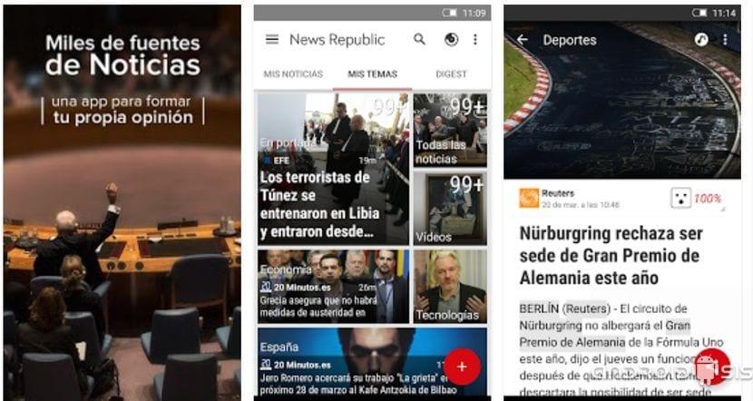 Cómo seguir las elecciones 2015 minuto a minuto y en tiempo real desde Android