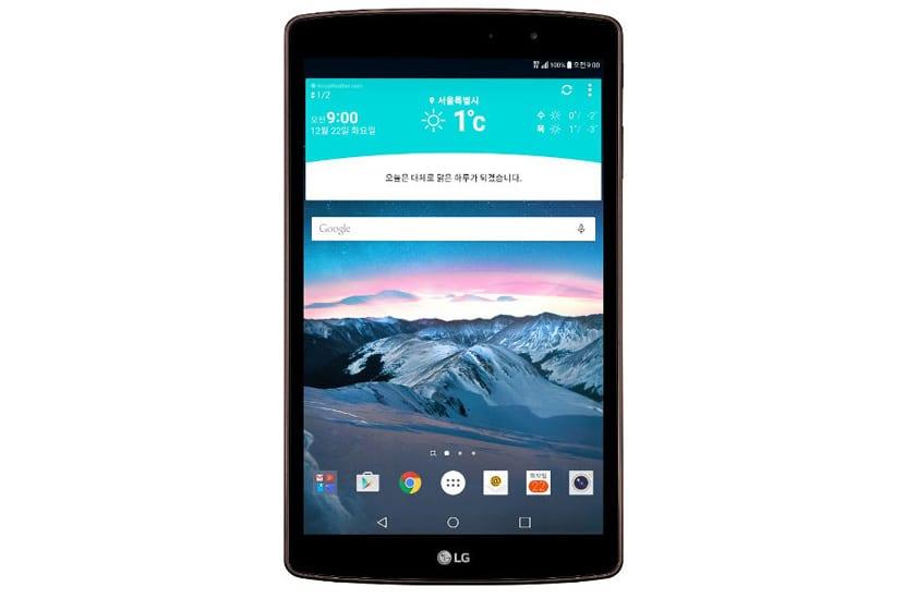 LG G Pad II 8.3