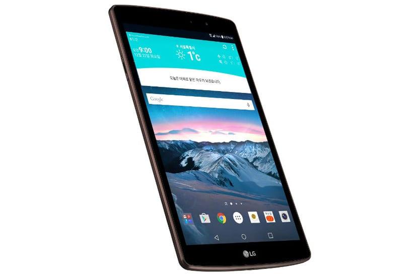 LG G Pad II 8.3 USB