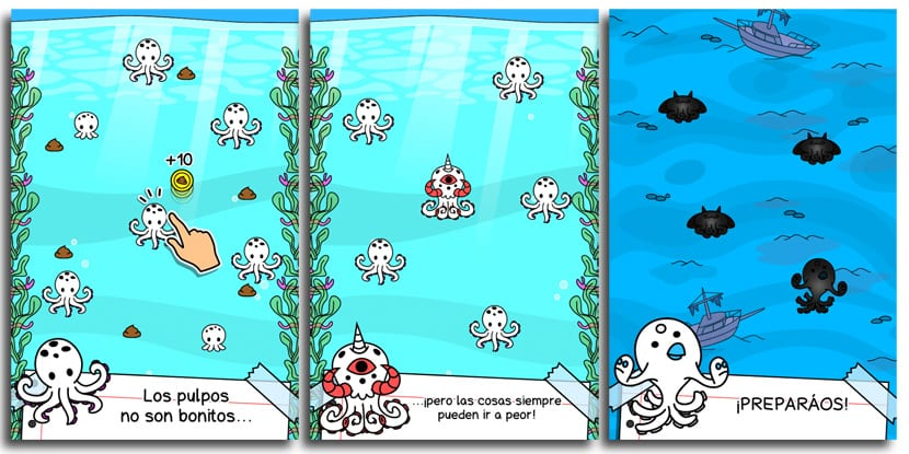 Octopus Evolution