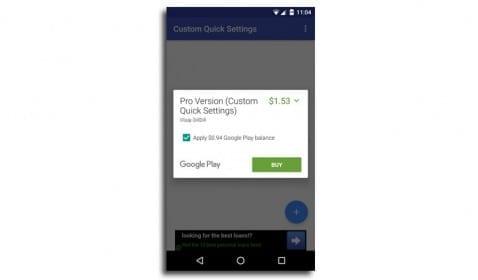 Pagos Google Play