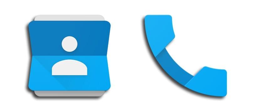 Teléfono Contactos