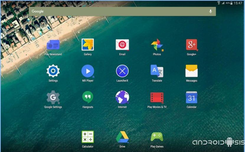 Todo lo que nos ofrece LauncherX, un sensacional Launcher Android con muchas posibilidades