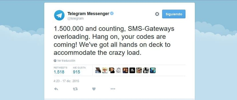 Twitter Telegram