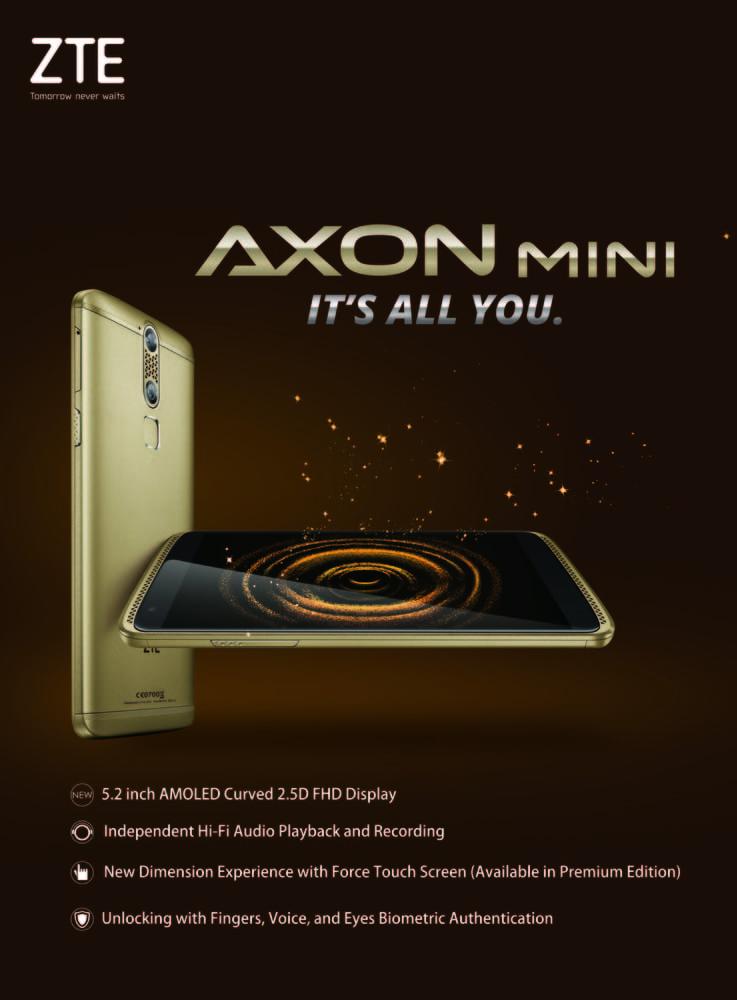 ZTE Axon Mini 2