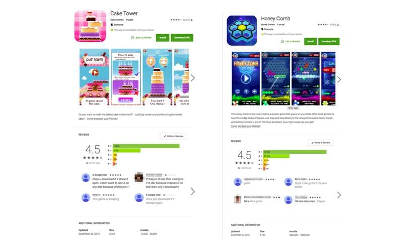 13 apps maliciosas
