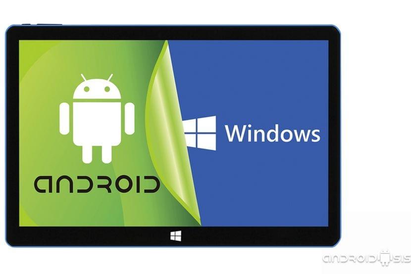 cómo borrar la partición de Android en Tabletas DualBoot
