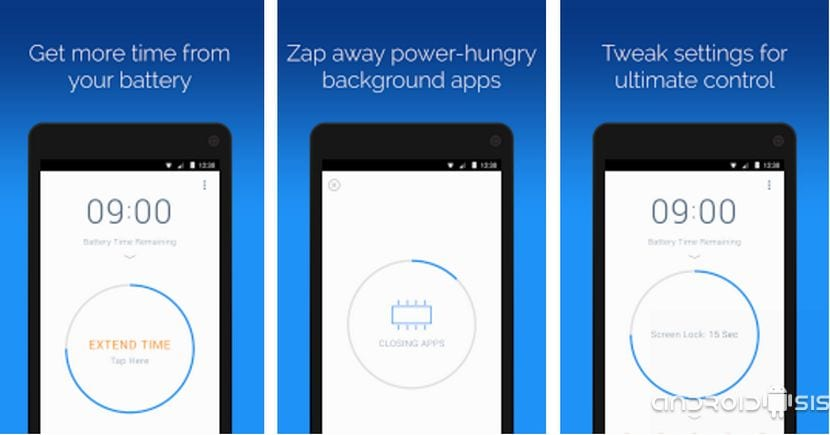 Cómo optimizar la duración de la batería de tu Android cuando más lo necesitas