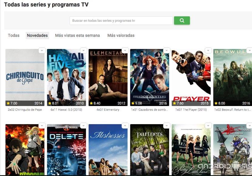 Cómo ver películas y series gratis desde cualquier dispositivo sin necesidad de descargar ninguna aplicación