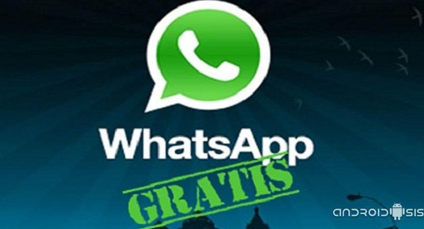 ¡¡CONFIRMADO!!, WhatsApp ya es gratis para toda la vida