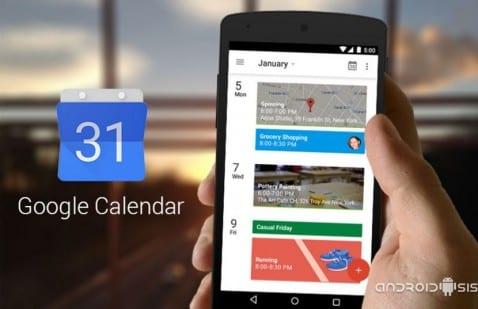 Todo lo que nos ofrece Google Calendar
