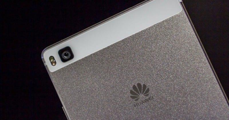 Huawei cámara