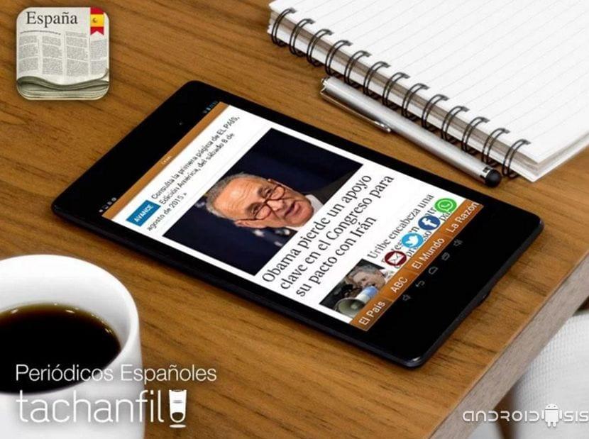 Cómo leer gratis los periódicos Españoles desde tu Android