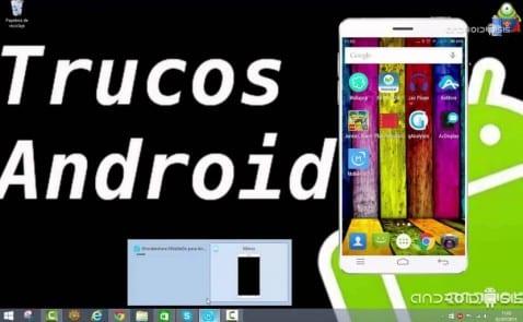 Mirroring de tu terminal Android sin necesidad Root