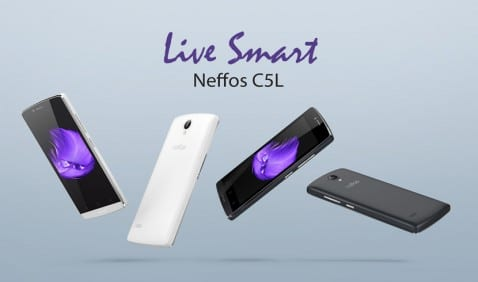 Neffos C5L