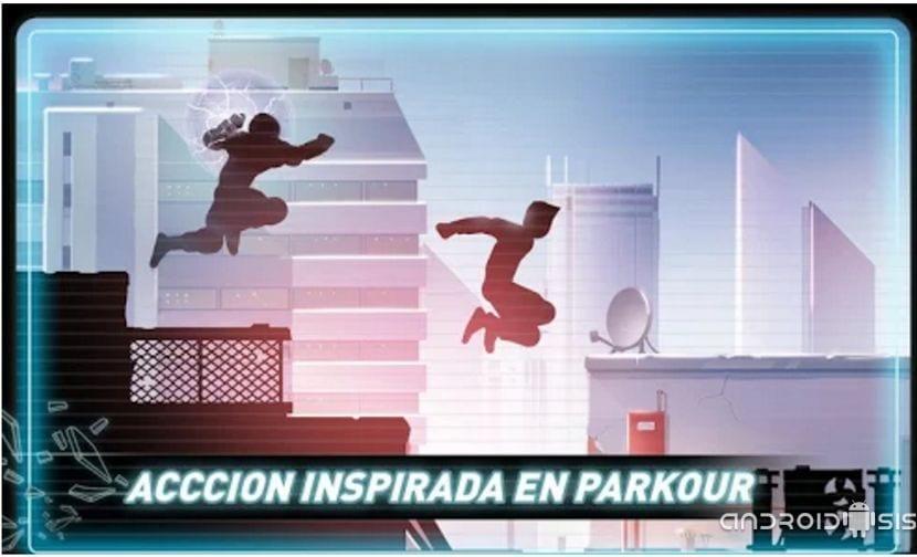 Siente el Parkour en tu Android gracias a este sensacional juego gratuito