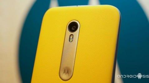 Primeros rumores acerca de las posibles especificaciones del nuevo Moto G4