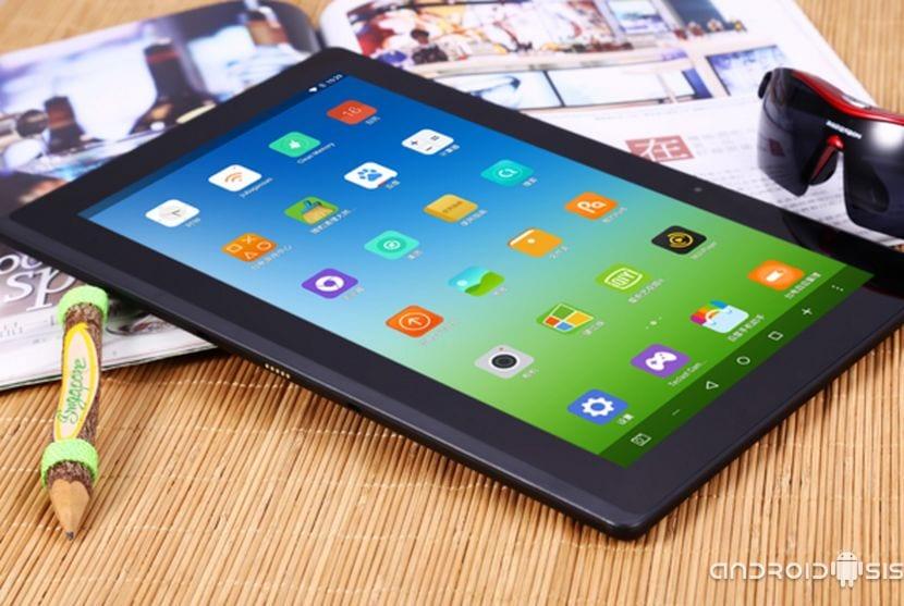 Review en Español de la tablet PC Teclast X16 Pro