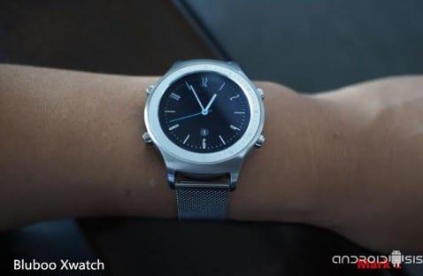 Se confirma el precio del Bluboo XWatch, todo un Android Wear por tan solo 92 euros
