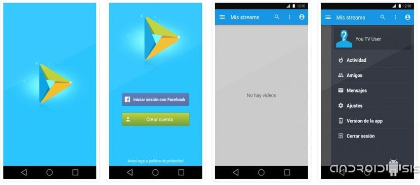 Toda la TV del mundo gratis en tu Android con You Play Player