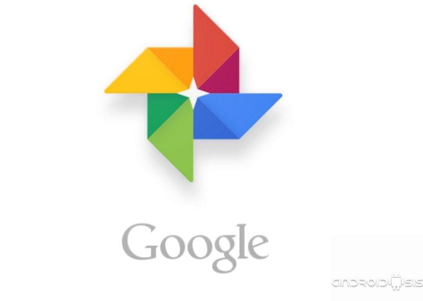 Logo de Google Fotos