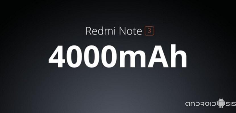 Probamos a fondo el Xiaomi Redmi Note 3