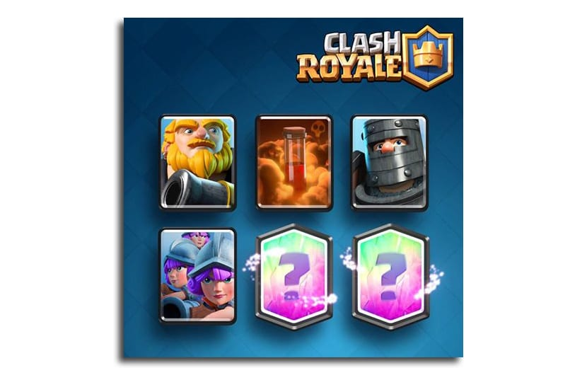 Clash Royale cartas