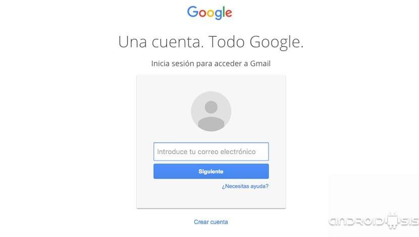 Cómo crear una cuenta de Gmail desde el ordenador personal