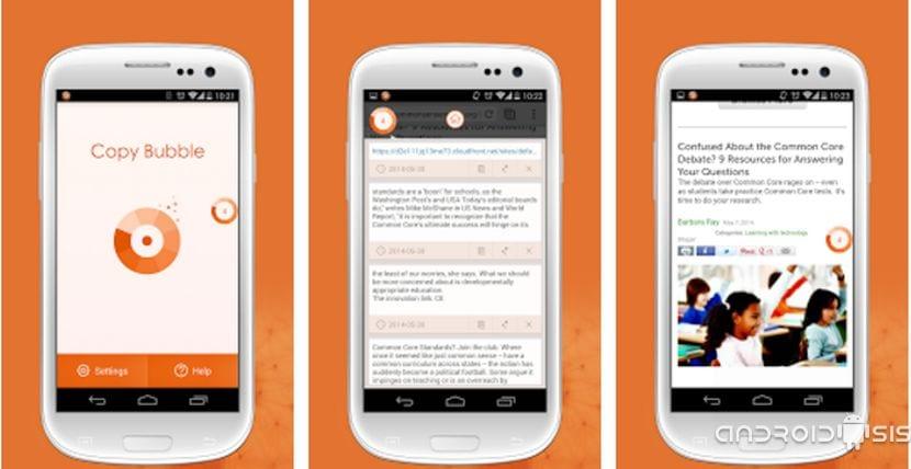 Cómo sacarle mayor partido al portapapeles Android