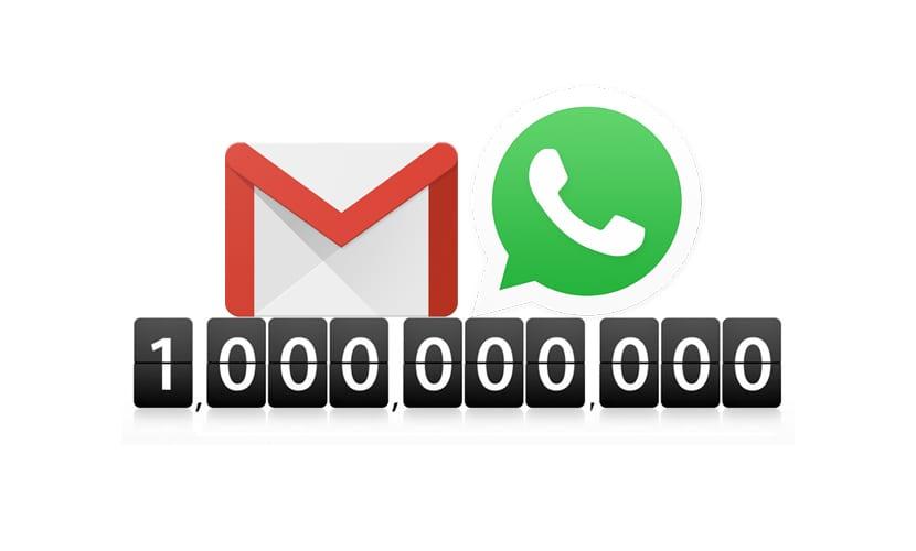 Mil millones de usuarios
