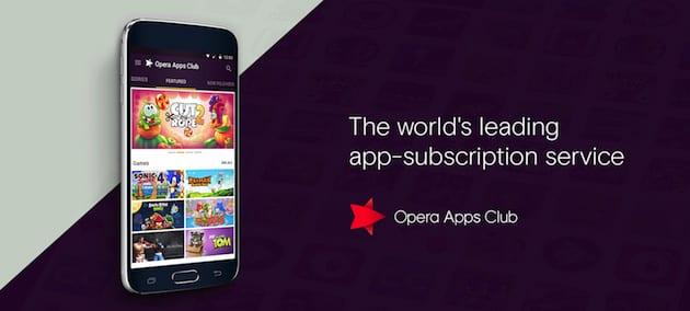 Opera Apps Club