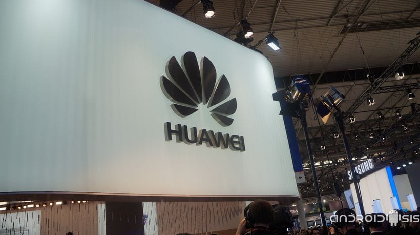 Stand de Huawei en el MWC2016