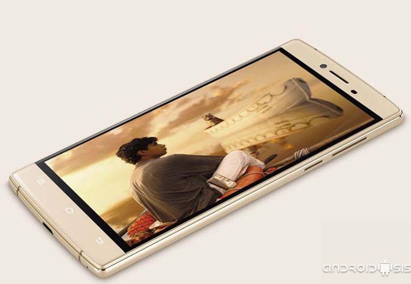 Review en Español del Cubot S600, Android por menos de 150 Euros con sensor de huellas