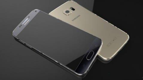 Galaxy S7 render