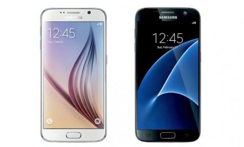 Samsung Galaxy S6 S7