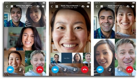 Skype videollamadas