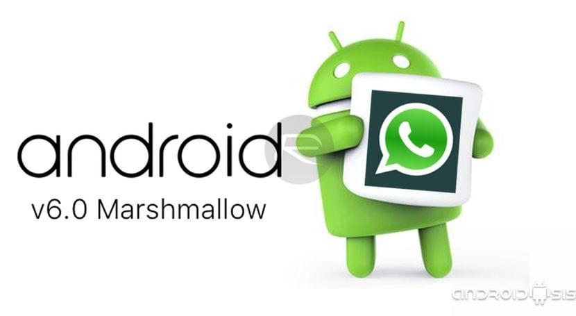 Solución a los problemas de WhatsApp en Android M, válido para todas las aplicaciones