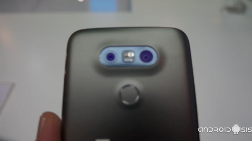 Cámaras duales en el LG G5
