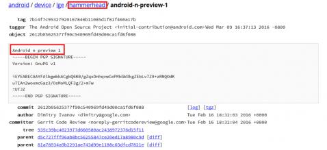 Nexus-5-Android N