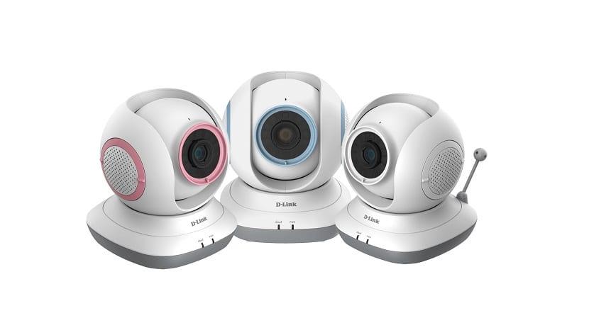 cámara para bebés android