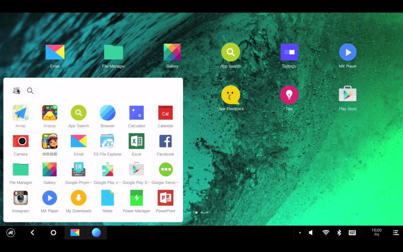 Remix OS 2.0 Beta