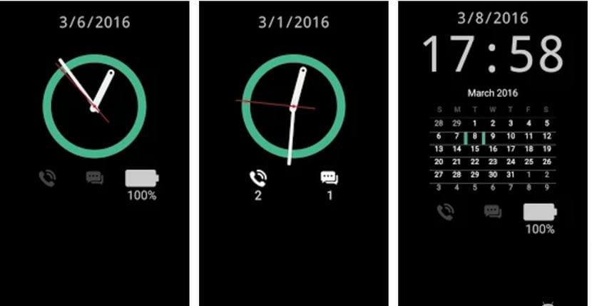 Cómo habilitar Always On del Samsung Galaxy S7 en cualquier Android