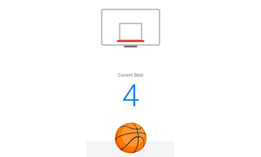 Cómo jugar baloncesto Facebook Messenger