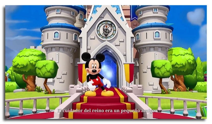Tu Propio Parque Tematico De Fantasia Con Disney Magic Kingdom