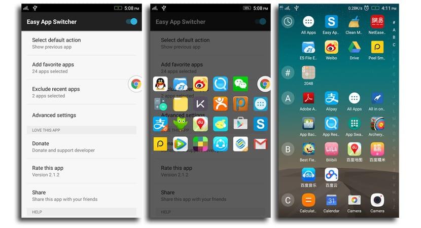 Easy App Switcher