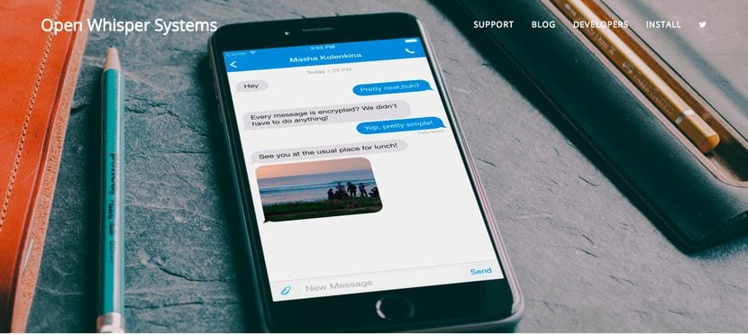 Signal Private Messenger, el WhatsApp seguro de Edward Snowden
